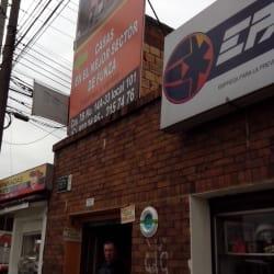 Minutos Calle 15 en Bogotá