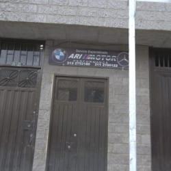 Servicio Especializado Ari Motor en Bogotá
