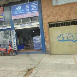Servifrio s.a.s en Bogotá