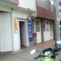 Minutos Carrera 52 en Bogotá