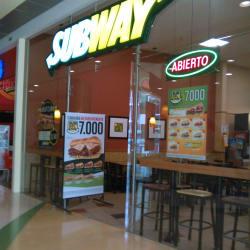 Subway Ecoplaza en Bogotá