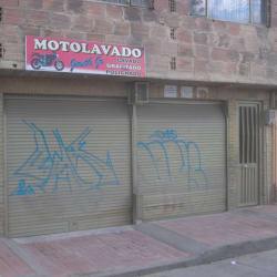 Motolavado Jireht JR en Bogotá