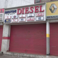 Motor Diesel 7 de Agosto en Bogotá
