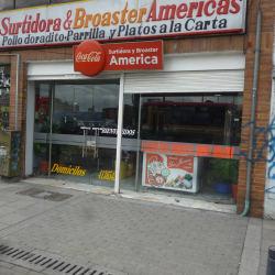 Surtidora & Broaster Américas en Bogotá