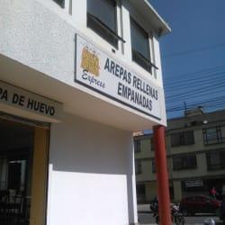 Multi Arepas Express en Bogotá