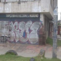 Tapiceria Refacciones Moreno en Bogotá