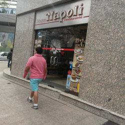 Pizza Napoli - Av. Holanda en Santiago