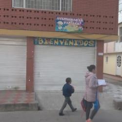 Aventuras En Pañales en Bogotá