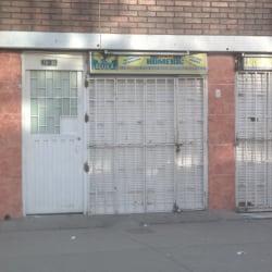 Bar Homeric en Bogotá