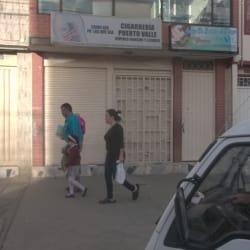 Cigarreria Puerto Valle en Bogotá