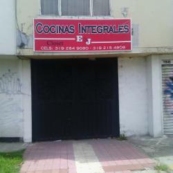 Cocinas Integrales EJ en Bogotá