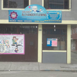 Colegio Alexander Fleming en Bogotá