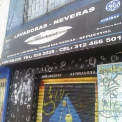 Lavadoras - Neveras en Bogotá
