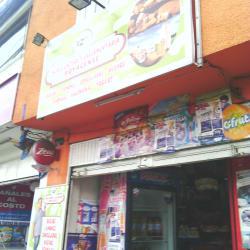 Merca Lacteos Y Salsamentaria Boyacense en Bogotá