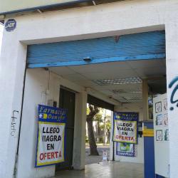 Farmacia Damyfar - Barros Arana en Santiago