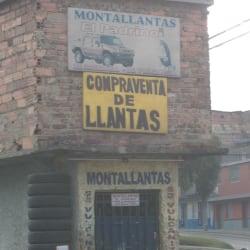 Montallantas El Padrino en Bogotá