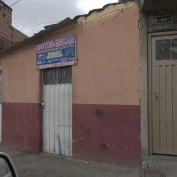 Motos-Mecan en Bogotá