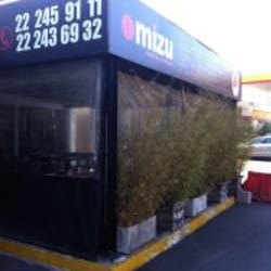 Mizu- Lo Barnechea en Santiago