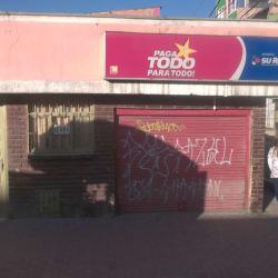 Paga todo Calle 56F con 89B en Bogotá