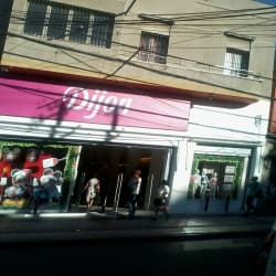 Dijon - Eyzaguirre en Santiago