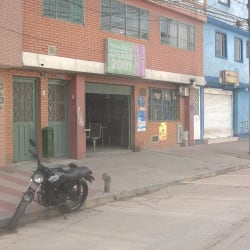 Panaderia Juventud 2001 en Bogotá