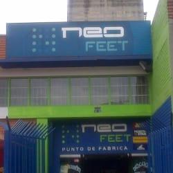 Neo Fett en Bogotá