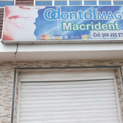 Odontoimagen Macrident en Bogotá