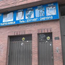 Plasticos Carrera 29C  en Bogotá