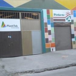 Plasti tek en Bogotá