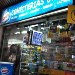Confiterías Chile en Santiago