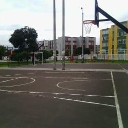 Parque Urbanización Conjunto Zarzamora Cafam en Bogotá