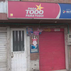 Paga Todo Calle 65 Sur en Bogotá
