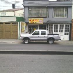 Ferrelectricos y Driwall J.J.U en Bogotá