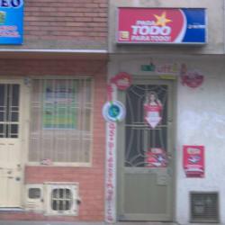 Paga Todo Para Todo Calle 60A con 74 Sur en Bogotá