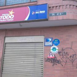 Paga Todo Para Todo Diagonal 47A con 52 Sur en Bogotá