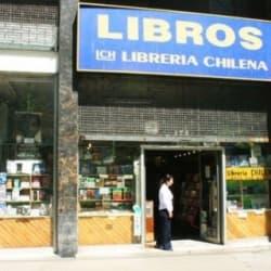 Librería Chilena en Santiago