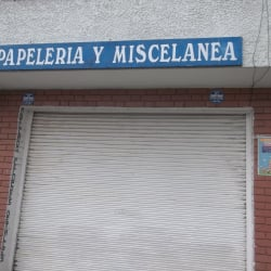 Papeleria Y Miscelanea Diagonal 47A en Bogotá