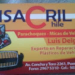 Isacril Chile en Santiago