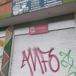 Pinturas y Acabados en Bogotá