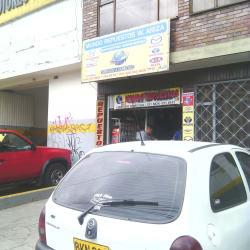 Mundo Repuestos W Ariza en Bogotá