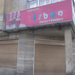 Productos Lisboa Tortas y Ponques en Bogotá