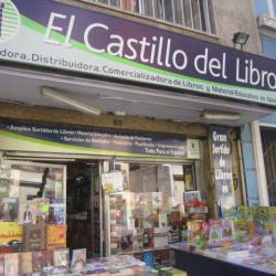 Librería El Castillo del Libro en Santiago