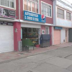 Autoservicio El Condor De Roma en Bogotá