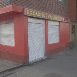 Bocaditos Vallunos en Bogotá