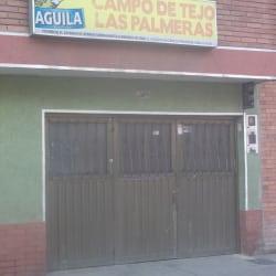 Campo De Tejo Las Palmeras en Bogotá
