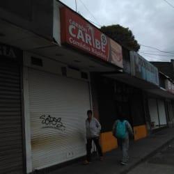 Carbón Caribe Comidas Rápidas en Bogotá