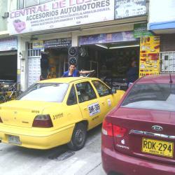 Central de Lujos en Bogotá