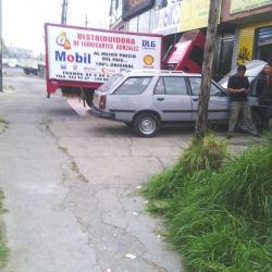 Distribuidora de Lubricantes Gonzalez en Bogotá