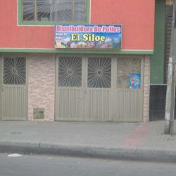 Distribuidora De Pollos El Siloe en Bogotá