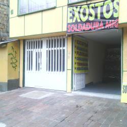 Exostos Calle 66A  en Bogotá